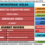 Download Aplikasi Administrsai Kelas